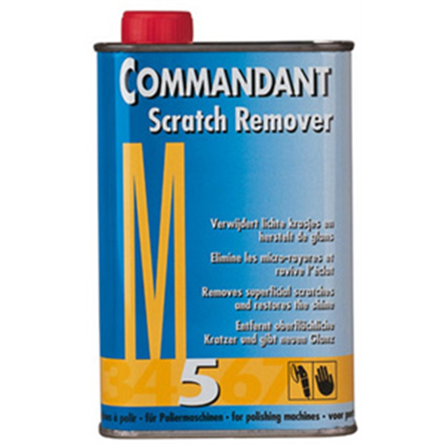Commandant Scratch Remover TURTLE WAX 500ml