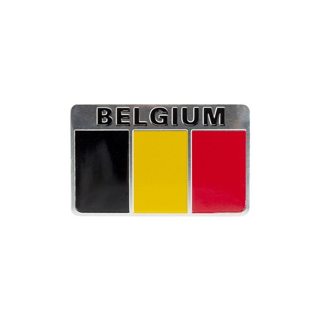 autocollant pour voiture drapeau belge 1 pi ce. Black Bedroom Furniture Sets. Home Design Ideas