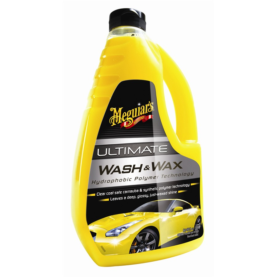 Autoshampoo ULTIMATE WASH&WAX 1420ML Meguiar's