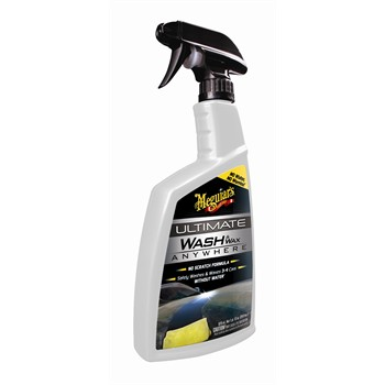 Shampooing automobile ULTIMATE WASH&WAX 786ML Meguiar's