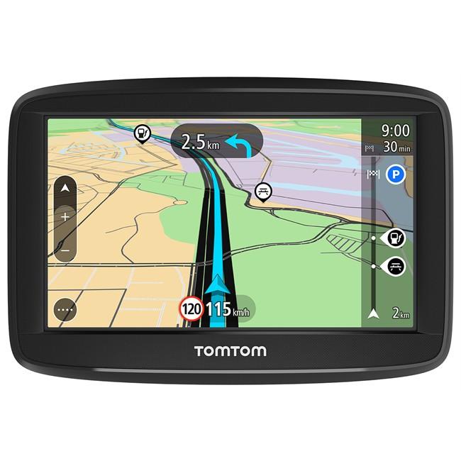 Gps - Système De Navigation Tomtom Start 52 Europe 45 Pays