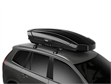 Dakkoffer Thule Motion XT XL Black 500L