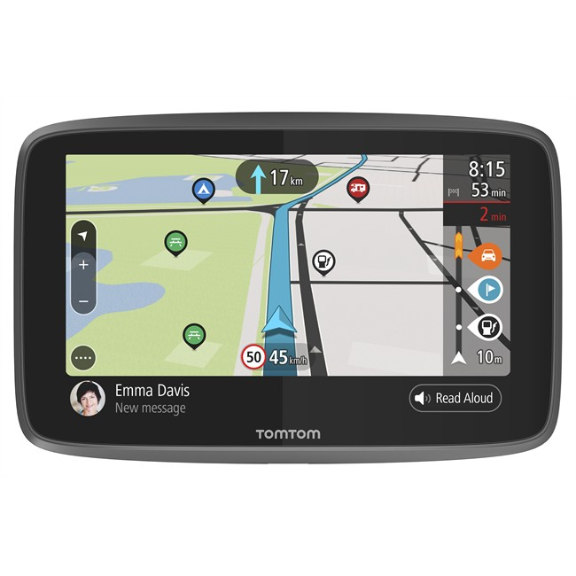 gps syst me de navigation tomtom go camper monde 152 pays. Black Bedroom Furniture Sets. Home Design Ideas