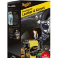 KIT entretien leather & Carpet Detailing Meguiar's