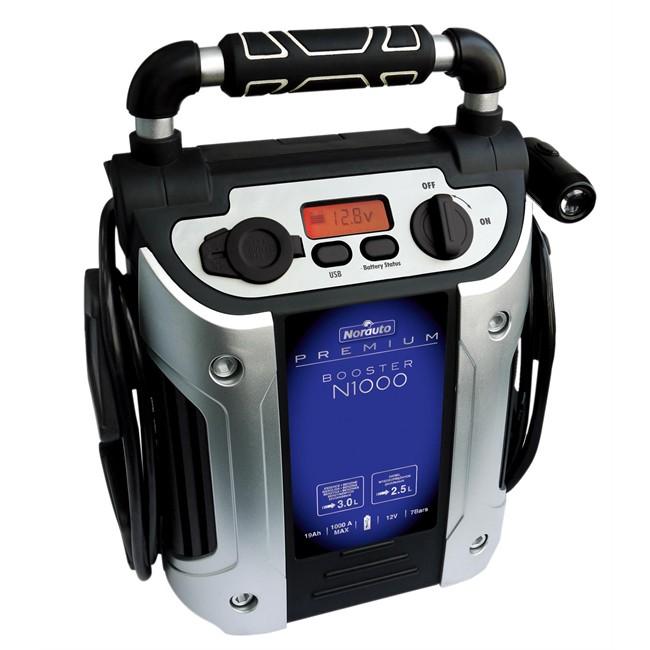 Booster norauto premium n1000 19a h 12 v - Booster batterie norauto ...