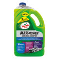 Shampooing Max Power Turtle Wax 3L