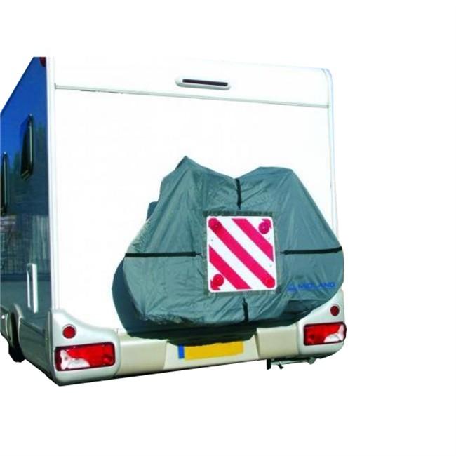 B che de protection 4 v los pour camping car midland for Porte 4 velo camping car