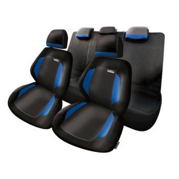 Passes ceinture de s/écurit/é Fourreaux de style racing pour ceinture de s/écurit/é