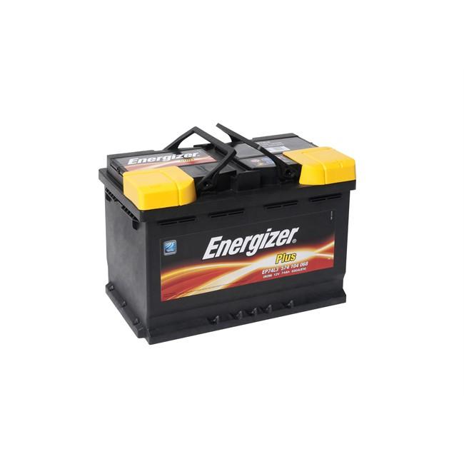 batterie energizer premium plus ep74 l3 74 ah 680 a. Black Bedroom Furniture Sets. Home Design Ideas