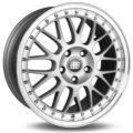 Alu velg INFINY R1 LIGHT 7,5x17 4x100 ET35